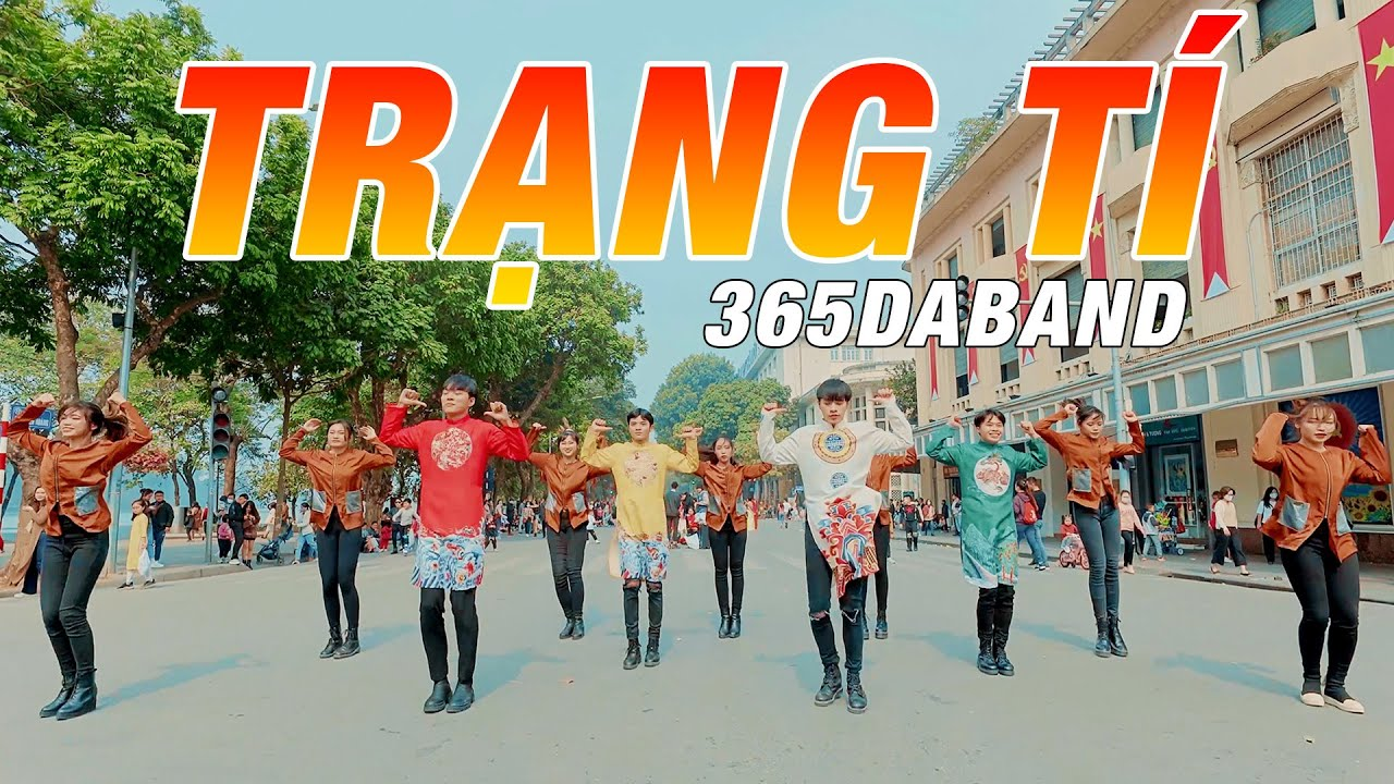 Download [TẾT TÂN SỬU 2021] 365DABAND - TRẠNG TÍ  | Dance cover by GUN Dance Team