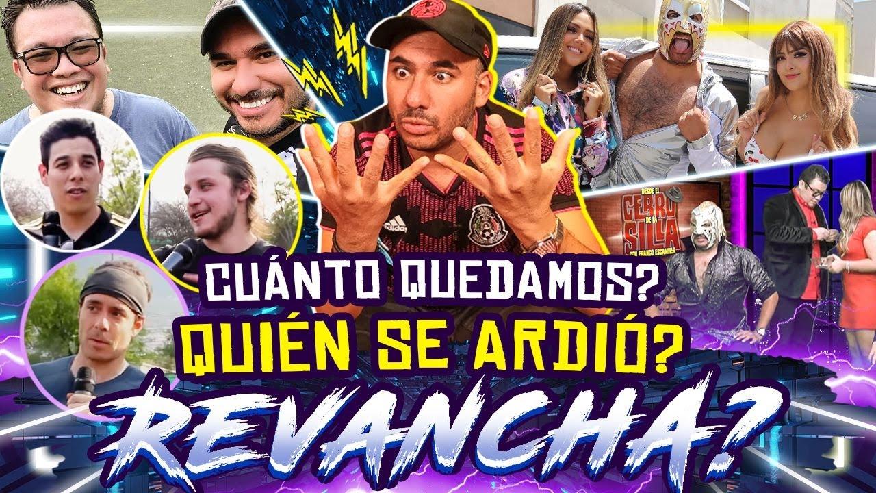 Hice videos en Monterrey y se armó un partido de ensueño con comediantes y músicos #Anecdotario