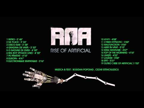ROA ( Rise Of Artificial ) - Cyber Hypnotic { Artificial - 2011 }