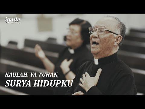 KJ 405 – Kaulah, Ya Tuhan, Surya Hidupku // Pendeta Emeritus GKI