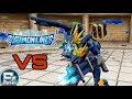 Digimon Links - MetalGarurumon X - PvP Colosseum Battle