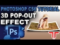 create own 3D photo - in photoshop cs6