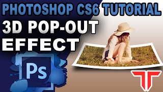 create own 3D photo - in photoshop cs6