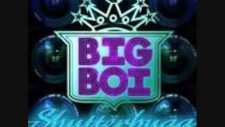 Big Boi Shutterbug Instrumental