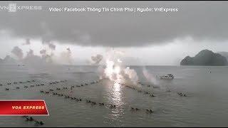 VN bắn tên lửa, diễn tập trên biển: tín hiệu cho TQ?