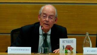 Presentación del libro 'Dejemos de perder el tiempo' en CEOE (Ignacio Buqueras y Jorge Cagigas)