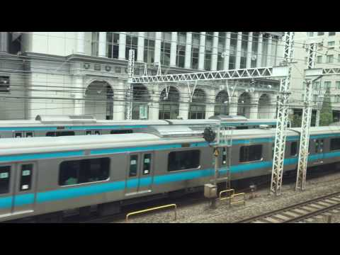 Trains, planes, cablecars & boats Japan 2017