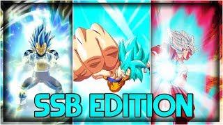 BEST SSB SUPER ATTACKS IN DOKKAN BATTLE! | Dokkan Battle List