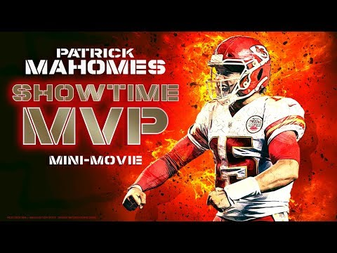 Patrick Mahomes: Showtime MVP Mini-Movie