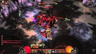 Diablo 3: Kill Izual/Staff of Herding (Hardcore/Nightmare)