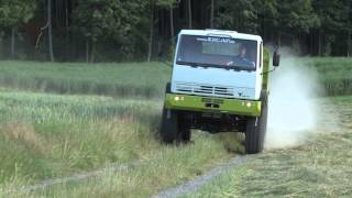 EXCAP Steyr 12M18 - 240PS - 16.00 Reifen