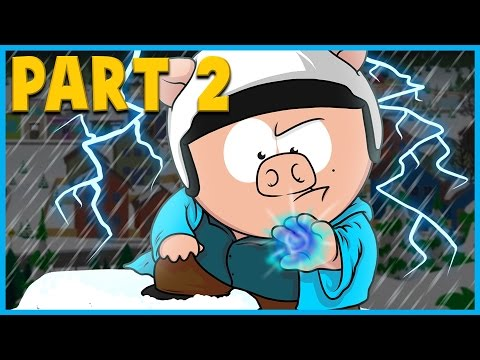 SOUTH PARK: THE STICK OF TRUTH - GAMEPLAY - PART 2 w/ I AM WILDCAT - GETTING PROBED BY ALIENS!!