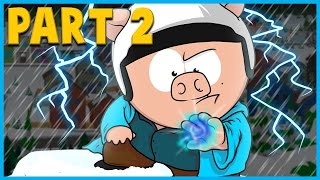 south park the stick of truth gameplay part 2 w i am wildcat getting probed by aliens
