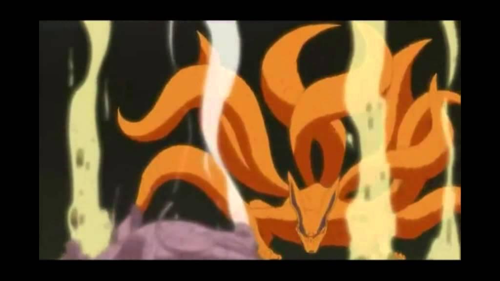 Naruto Nine Tails Wallpaper Hd Naruto Vs Raposa De 9 Caudas Amv Youtube