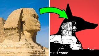 11 Misterios de lugares y obras famosas que la mayoría de las personas desconoce