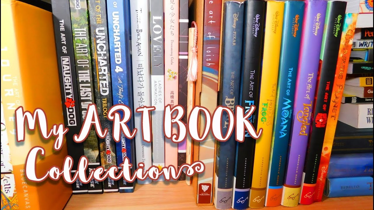 MY ART SUPPLIES collection - YouTube