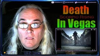 Death In Vegas - Scorpio Rising - Liam Gallgher on Vocals - First Time Hearing - Requested Reaction
