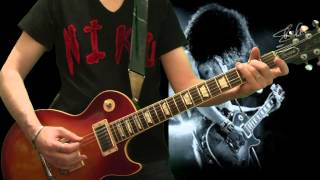 Guns N 39 Roses Civil War full guitar cover.mp3