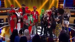 Justina Valentine destroys Red Team