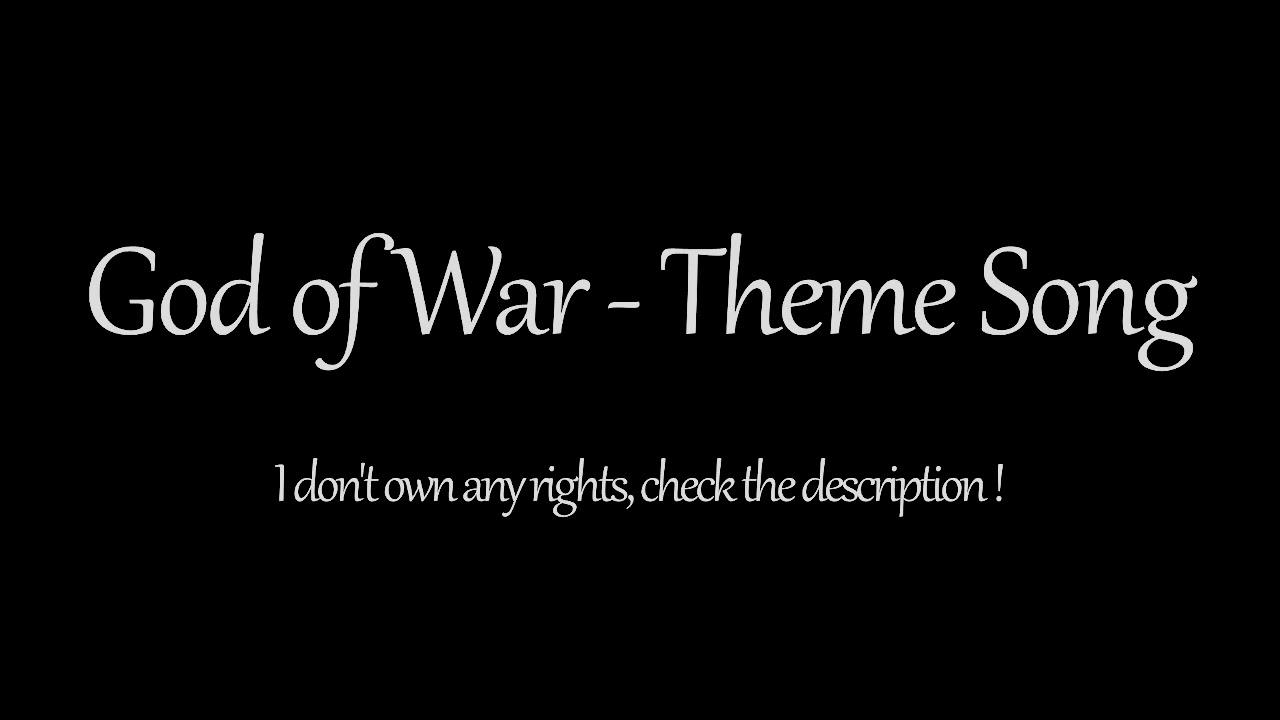 Bear McCreary - God of War (1 Hour) - 2018 Theme Song