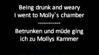 Metallica - Whiskey In The Jar (Lyrics in English and German_Deutsch)