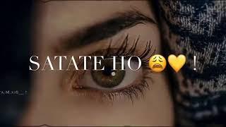 Satate Ho Din aat Jistarah Mujhko Nfak Line WhatsAap Status