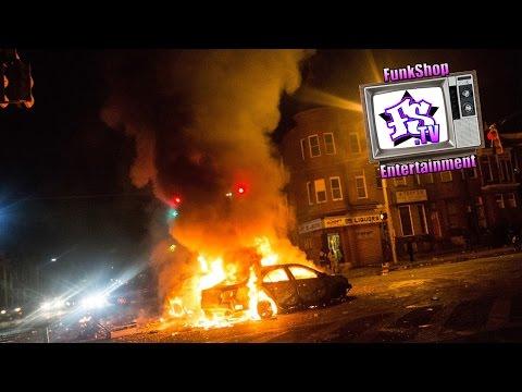 BLACKLISTED- RIOTS - FUNKSHOP TV Episode 2.5 -