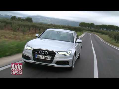 New Audi A6 review - Auto Express