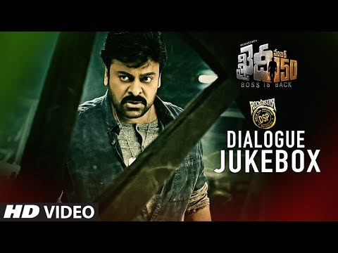 Khaidi No 150 Dialogue Jukebox ||...
