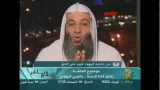 راى الشيخ محمد حسان فى شعب الجزائر ع الجزيرة