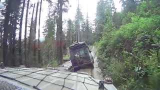 Mercedes G Ukraina 2013 cz.1