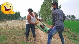 Must Watch New Funny 😂😂Comedy Videos 2019,Episode-14 || New Fanny comedy videos || My family ||