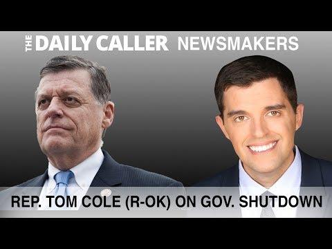 Representative Tom Cole on the Government Shutdown