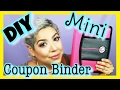 EASY DIY: How to organized coupons with a binder | yesidavila1