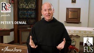 ShareJesus Lent 2018 #42: Peter's Denial