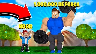 I SPENT 24 HOURS AT THE ACADEMY AND I WAS SUPER STRONG!! ROBLOX