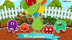 Deutsch Lernspaß für Kinder 🏫  Grundschule Lernspiele App kostenlos