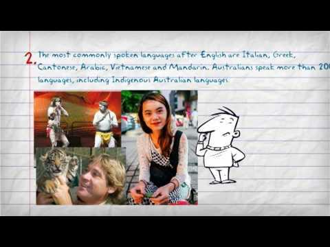 5 facts about Australian Culture