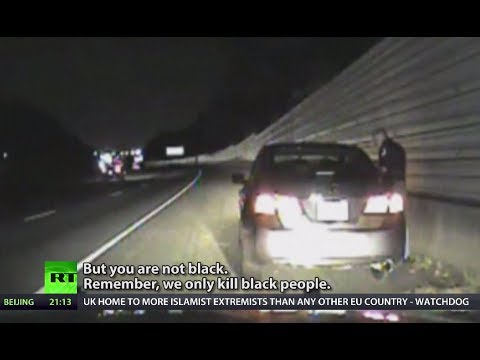 'We kill only black people': US police officer fired for racist comment caught on dashcam