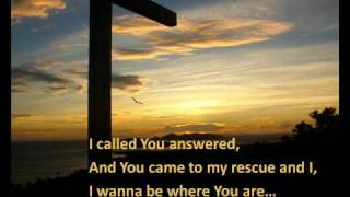 Hillsong- Came To My Rescue (with lyrics)