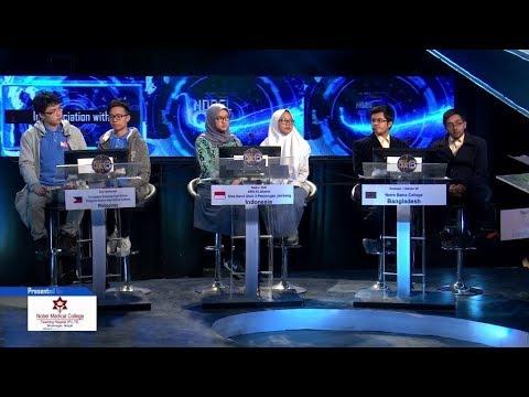Asian Level Quiz Nobel Quiz Mania season 6 episode 23   Philippines vs Indonesia vs Bangladesh