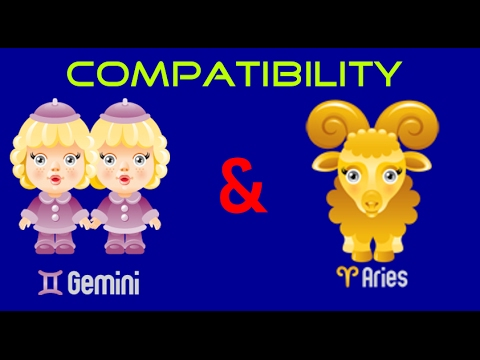 Gemini & Aries Sexual & Intimacy Compatibility
