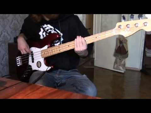 The Fall Of Troy - F.C.P.S.I.T.S.G.E.P.G.E.P.G.E.P. (Bass Cover)