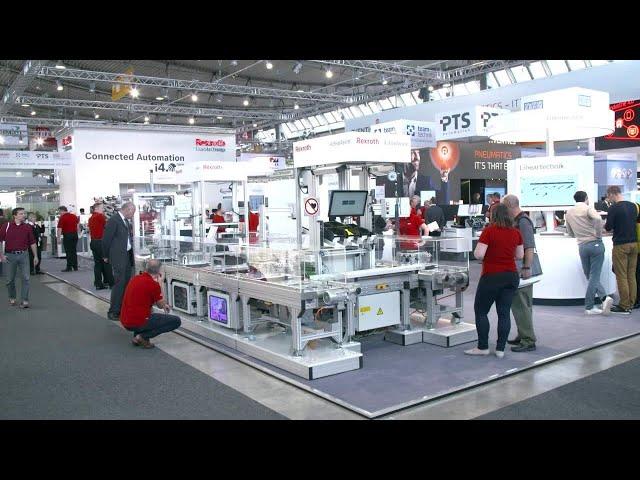 Transfersystem TS 5 trifft Industrie 4.0 [de]