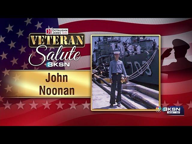 Veteran Salute: John Noonan