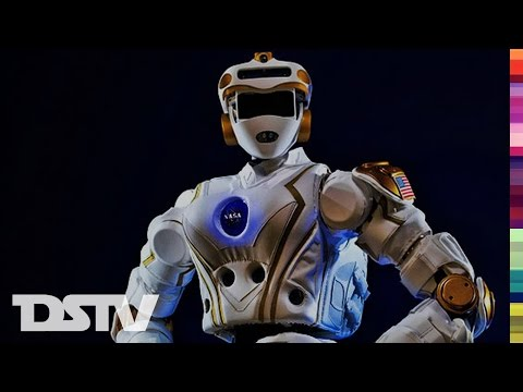 Meet NASA's Humanoid Robot