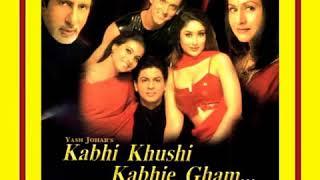 Na Juda Honge Hum. Kabhi Khushi Kabhi Gham2001. Lata Mangeshkar. Jatin Lalit. Amitabh B. Shahrukh K