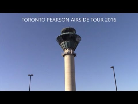 Toronto Pearson Airport: Behind the Scenes!
