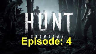 The Secret Exit! 4K! Hunt : Showdown! Episode 4