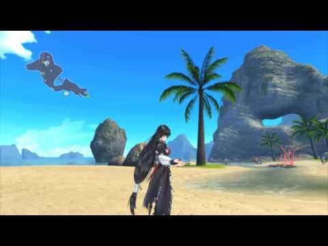 Tales of Berseria 60 FPS - PC Demo [Hard] - Playing with keyboard and mouse